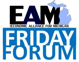 EAM Friday Forum logo