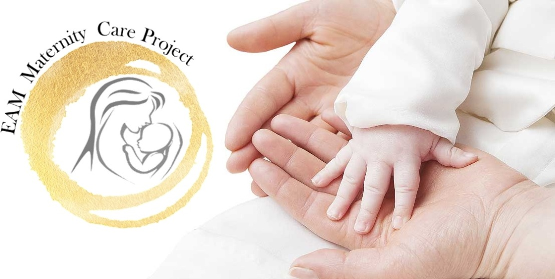 Maternity Care Project Front Page Graphic